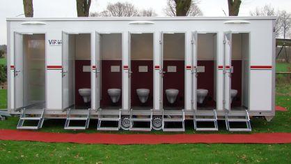 Toilettenwagen in allen größen!