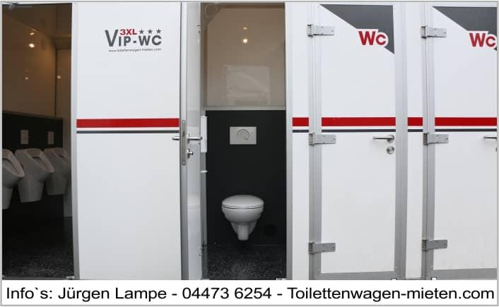 Toilettenwagen Schützenfest mieten